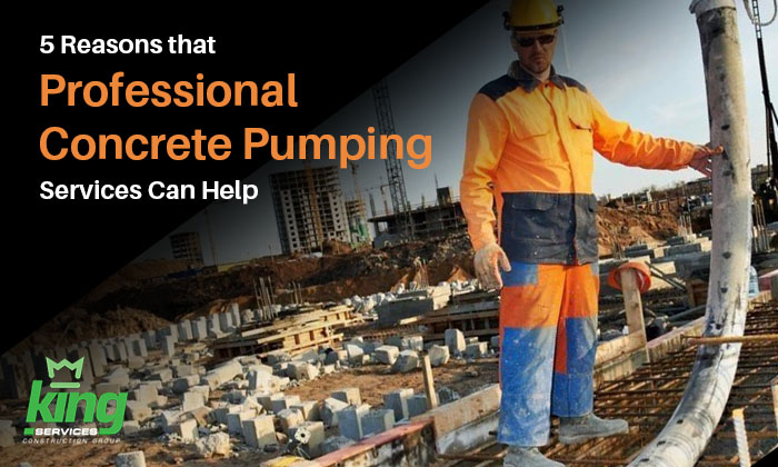 Concrete Pumping Services